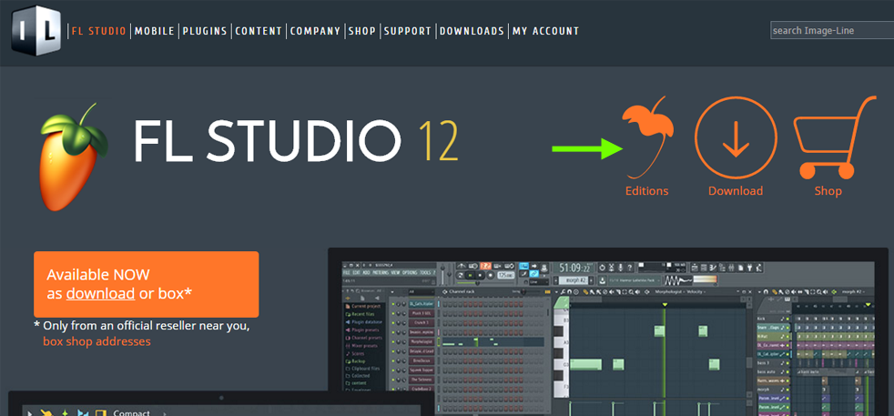 How to get access to my fl studio lifetime free updates (update to.