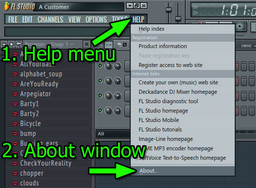 fruity loops mac registration key