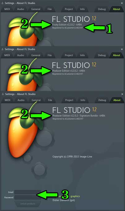 fl studio trial period