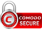 Connection secured with Comodo SSL Certificate